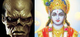 Aliens Gods-Rahasyamaya