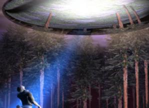 Alien UFO-Rahasyamaya