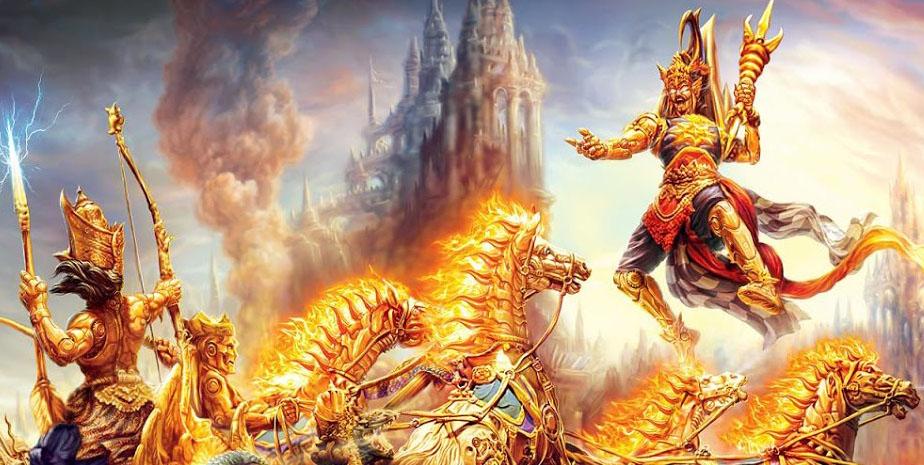 The War of Mahabharata-Rahasyamaya