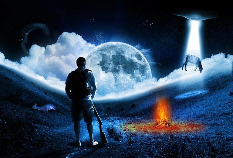 Real Aliens-Rahasyamaya
