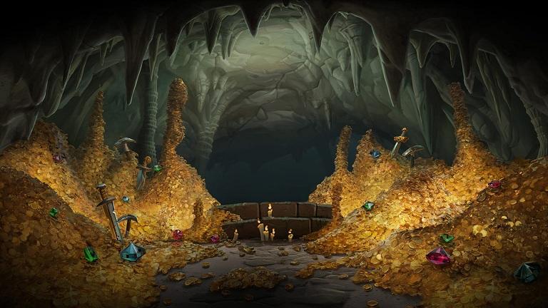 Son Cave Treasure
