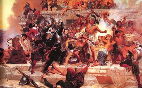 Storming_of_the_Teocalli_by_Cortez_and_His_TroopS