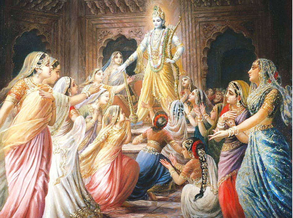 krishnas-wife