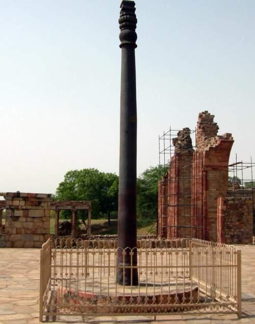 महरौली का लौह स्तम्भ