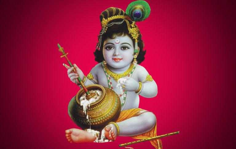 krishna radha vrindawan vrindavan braj laddu gopal barsana janmashtami shrimat bhagvat katha