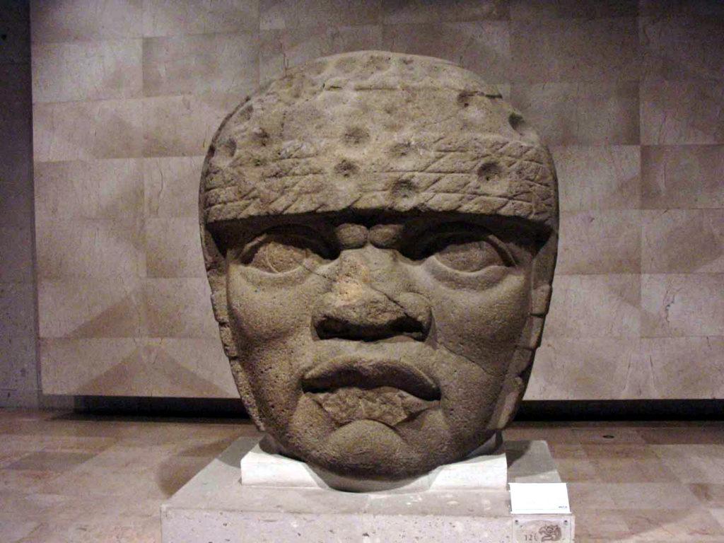 San_Lorenzo_Olmec_Monument-Rahasyamaya