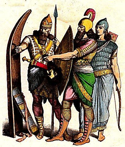 Assyrian Civilisation-Rahasyamaya