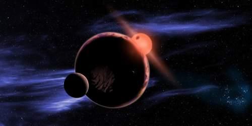NASA-Planet-Image