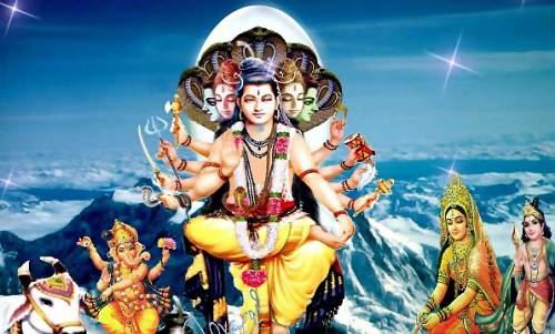 Panchmukhi-Paramshiv-Rahasyamaya