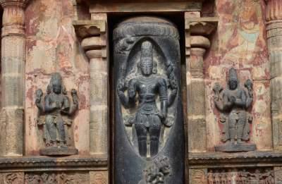 Alien in his Vimana