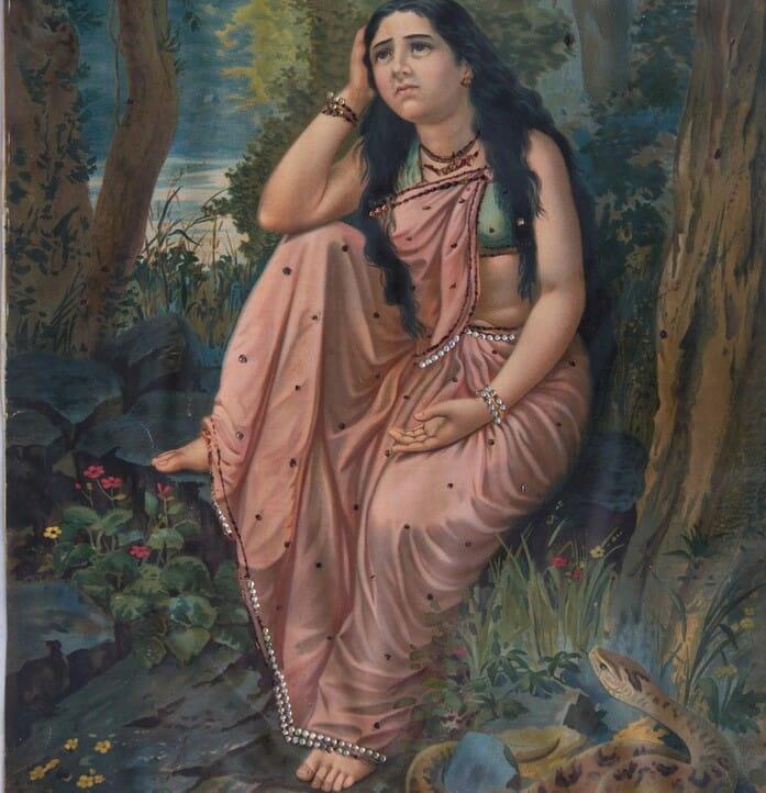 damyanti qween