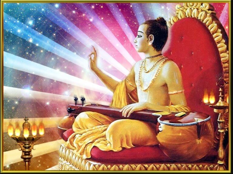 देवर्षि नारद जी की विभिन्न लीलाओं का वर्णन