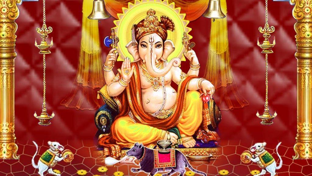 भगवान गणेश के महोत्कट विनायक के रूप में अवतार की कथा