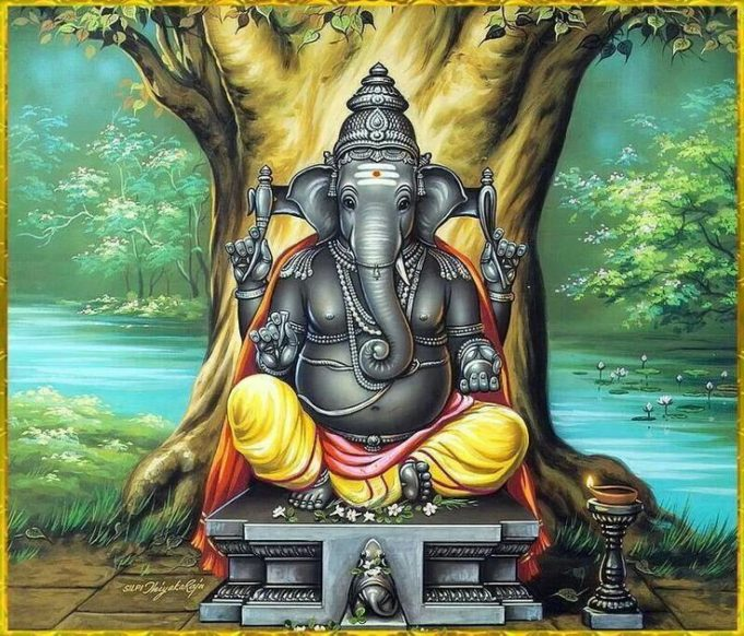 भगवान गणेश, श्री गजानन ने, भगवान ब्रह्मा जी के मुख से उत्पन्न असुरराज, सिंदूर, का वध किस प्रकार किया एवं महर्षि पराशर को उन्होंने किस प्रकार पुत्र सुख प्रदान किया