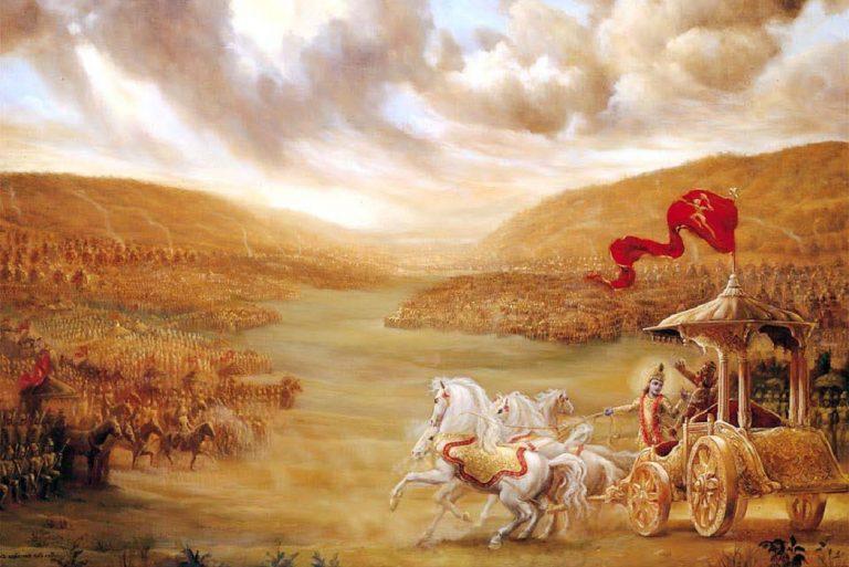 अर्जुनके द्वारा अनेकों वीरों का संहार
