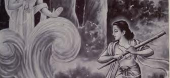क्या महर्षि च्यवन के पुत्र ऋषि रुरु ने अपनी आधी आयु