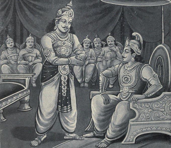महाभारत के युद्ध में राजा शल्य ने कर्ण का सारथी बनना क्यों स्वीकार किया