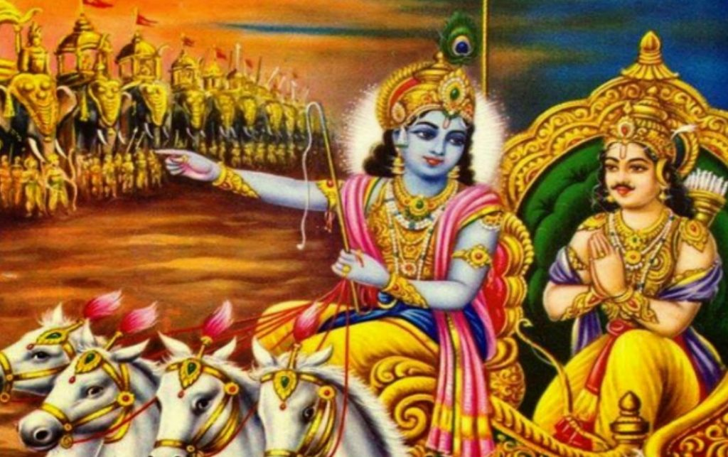 श्रीकृष्ण द्वारा अर्जुन से भीम के पराक्रम का वर्णन