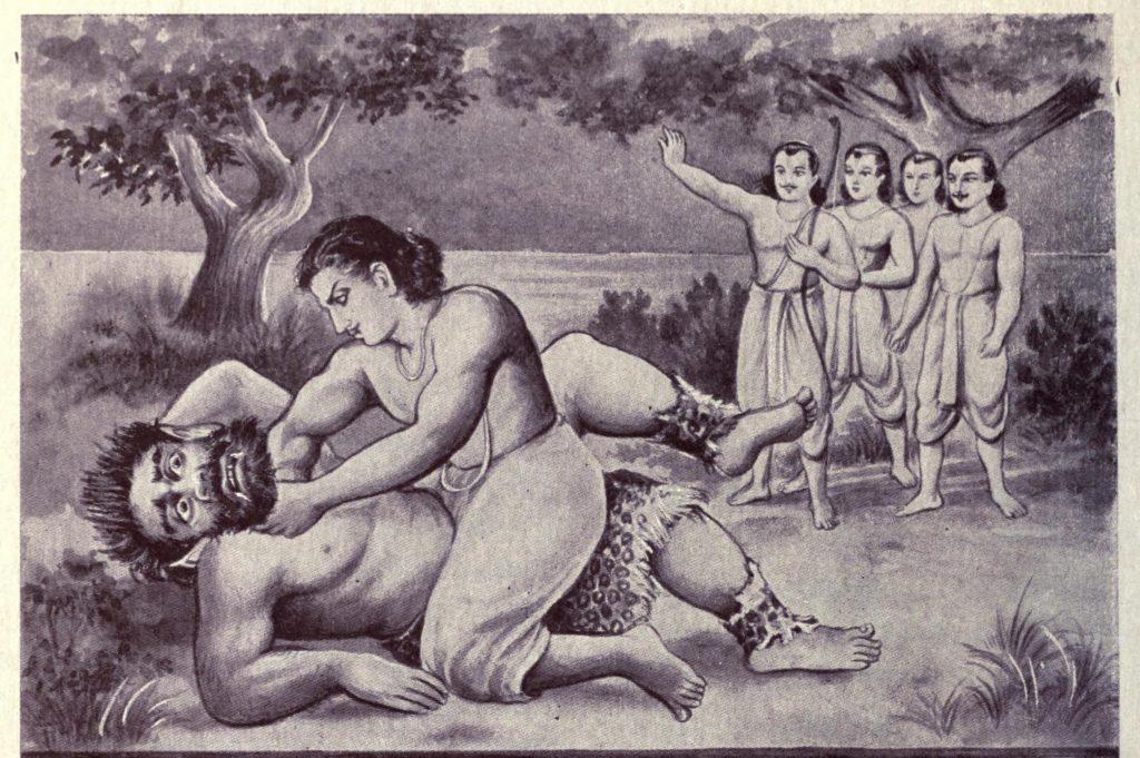 हिडिम्बासुर कौन था, क्या वो बलवान राक्षस पाण्डवों को खाने आया था
