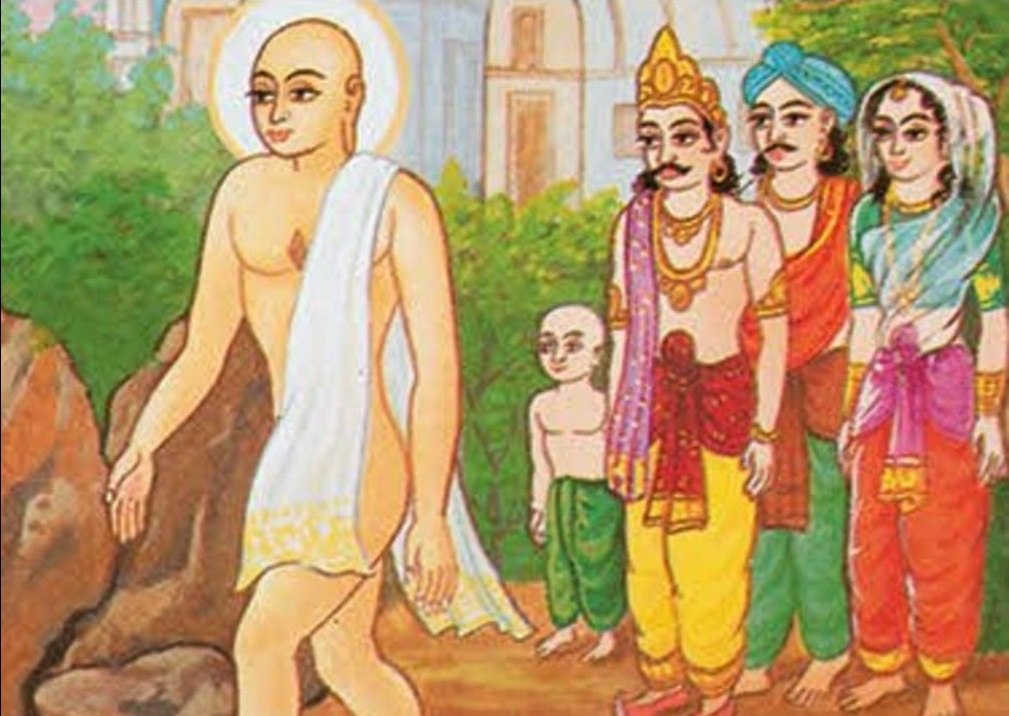 the story of bhagwan rishabh dev ji