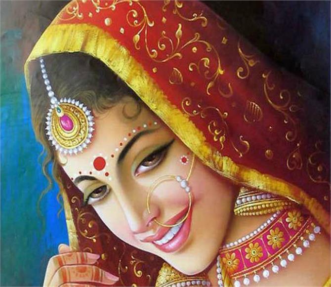व्यासजी द्वारा पांडवों को द्रौपदी के पूर्वजन्म के बारे में बताना