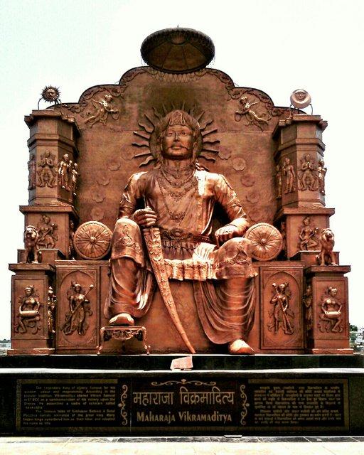 जब देवराज इंद्र का मान रखने के लिए विक्रमादित्य, अंतरिक्ष में भगवान् सूर्य के निकट गये, सिंहासन बत्तीसी की चौथी कहानी