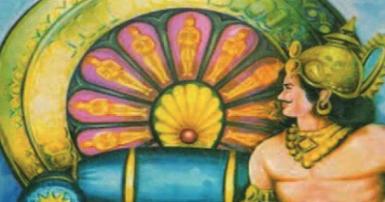 स्वर्ण सिंहासन की तेरहवीं पुतली, कीर्तिमती, ने खोला रहस्य, सर्वश्रेष्ठ दानवीर कौन