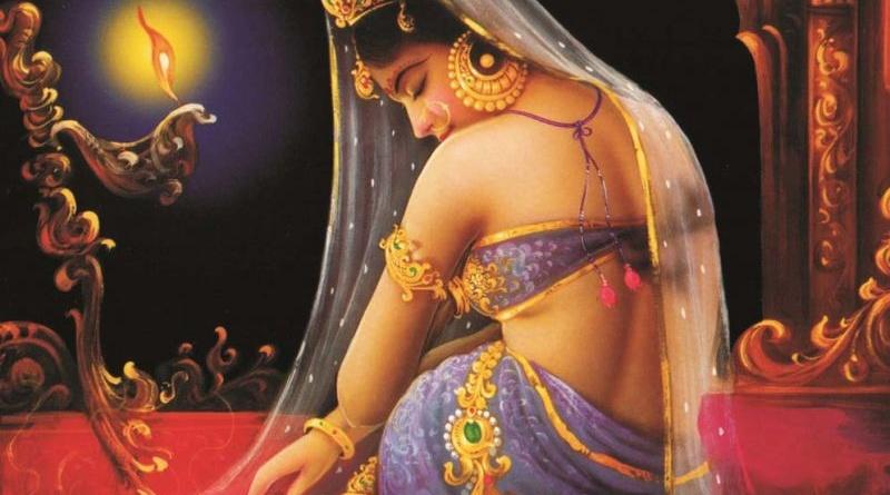 राजा विक्रमादित्य के भरे दरबार में, एक बुद्धिमान और विद्वान युवक ने नर्तकी के उच्च स्तर के नृत्य