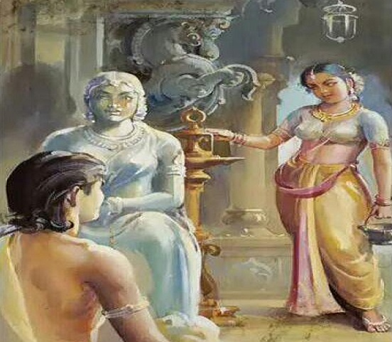 विक्रम बेताल की कहानियां, स्त्री को अपमानित करने का पाप किसको लगा