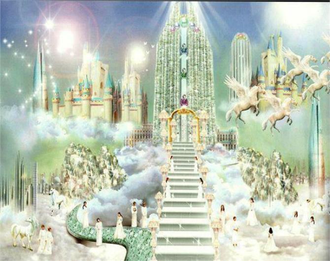 जब देवताओं ने विक्रमादित्य को सपने स्वर्ग आने का निमंत्रण भेजा और उन्होंने स्वर्ग तक की यात्रा की