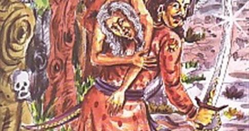 विक्रम बेताल की कहानियां, ज्यादा पापी कौन
