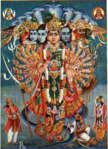 भगवान राम और भगवान कृष्ण के अवतारों का विशिष्ट वर्णन