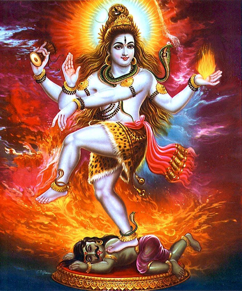 भगवान शिव का नटराज अवतार किस लिए है