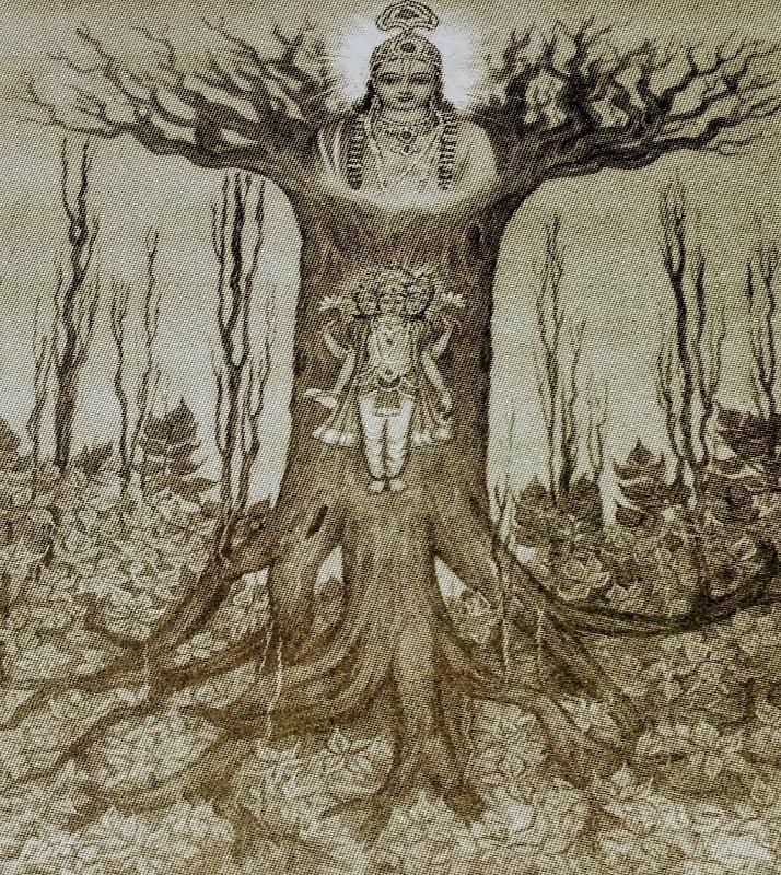 रहस्यमय संसार वृक्ष
