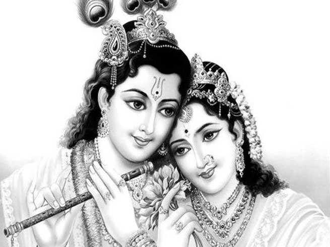 श्री राधा कृष्ण
