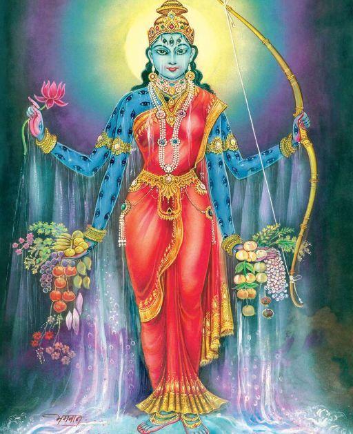 देवी शाकम्भरी कौन हैं