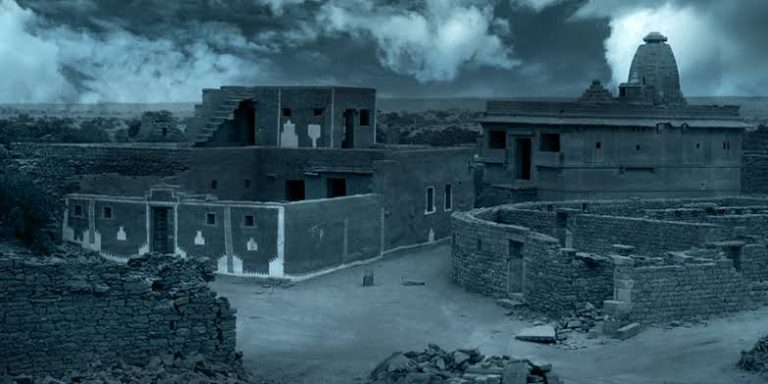 भटकती आत्माओं वाला गाँव, कुलधरा