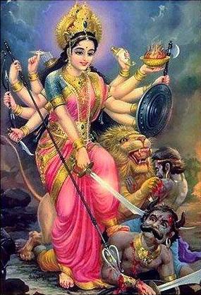 शुम्भ, निशुम्भ, चण्ड, मुण्ड और रक्तबीज का वध देवी ने किस प्रकार किया