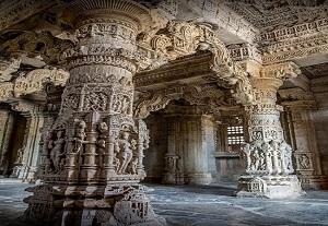 सास-बहू का अद्भुत मंदिर