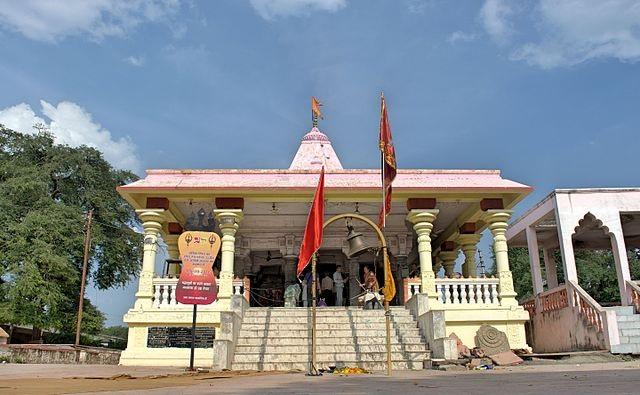 Kal_Bhairav_temple_Ujjain