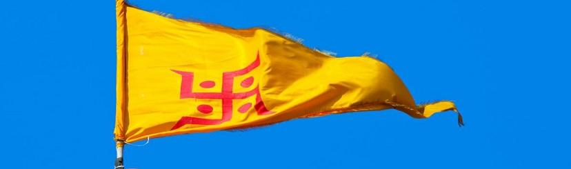 घर की छत पर ध्वज (झंडा) लगाना, दे सकता है आपको ढेरों लाभ
