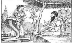 जरत्कारु ऋषि की कथा और आस्तीक का जन्म 1