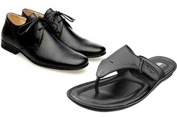 जूते चप्पल