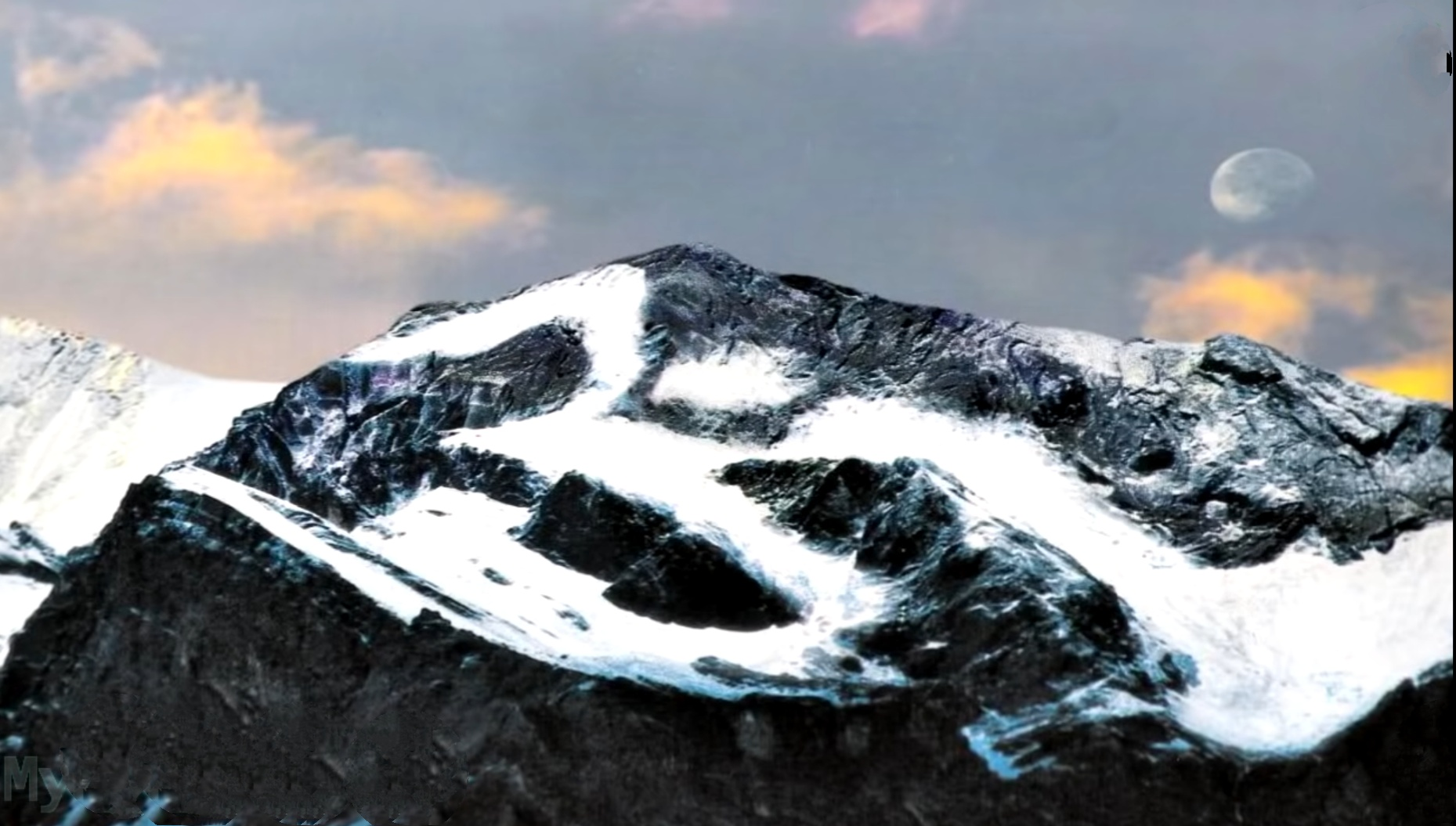 कैलाश पर्वत का रहस्य