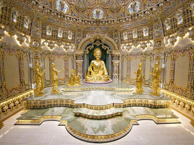 अक्षरधाम मंदिर